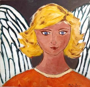 angeles arte y fe maria diufain