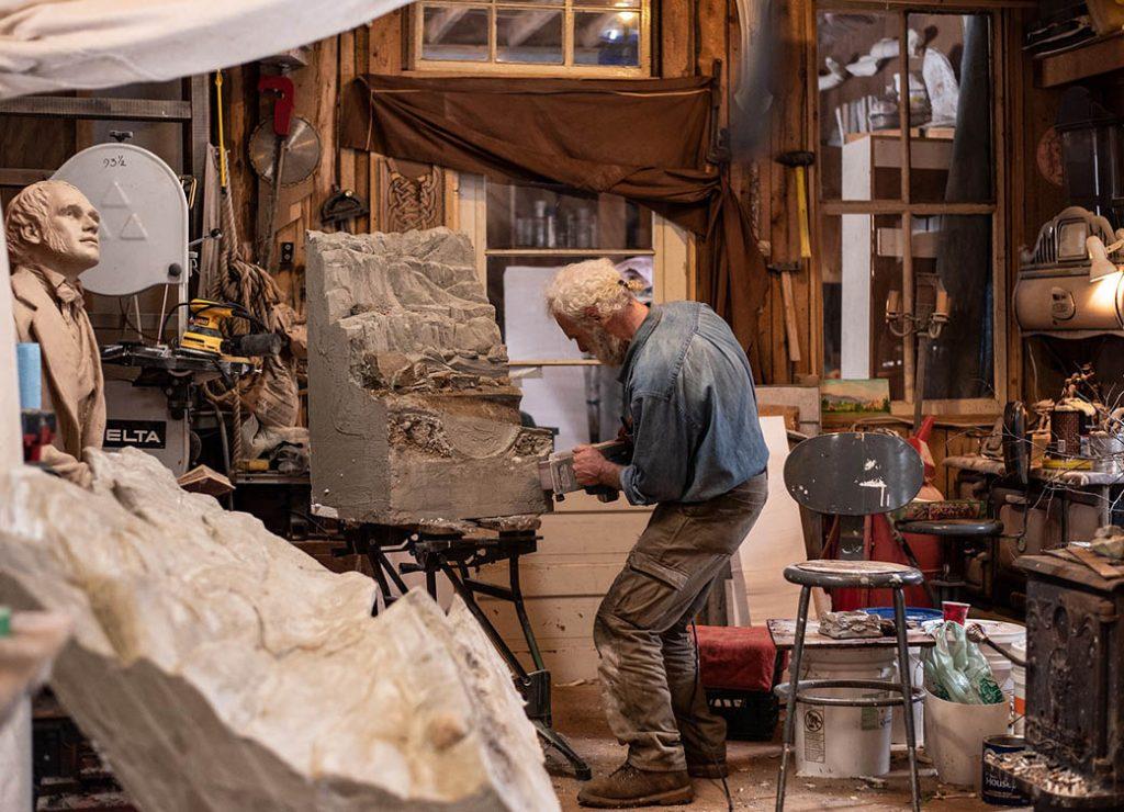asociacion arte y fe escultor