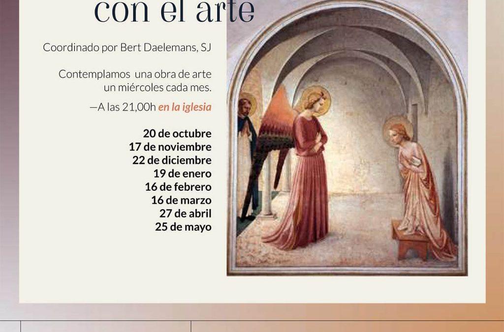 Orar con el Arte